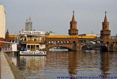 Eastern Comfort hostel boat Berlin